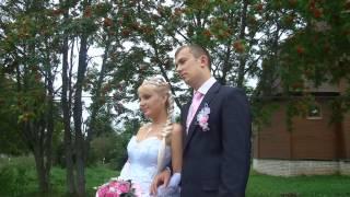 Свадебный клип пос  Оленино   г  Нелидово  2013