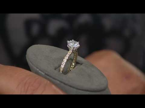 14K Gold Love Ring Review