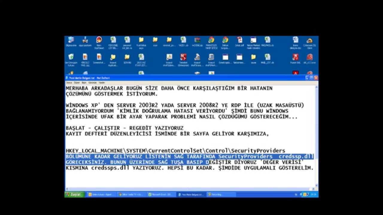 0x80070005 kodu ile hata (Windows 7). Nasıl düzeltilir