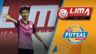 LIMA Futsal Nationals Season 4: UNAIR vs UIN Jakarta (Men's)
