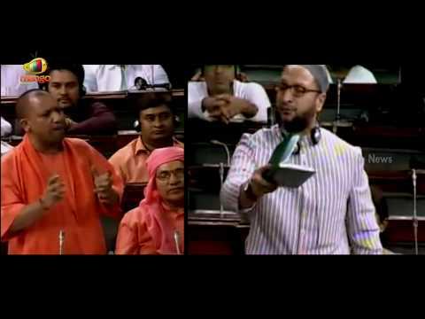 Yogi Adityanath vs Asaduddin Owaisi Over extremism | India - Pakistan Bifurcation | Mango News thumbnail