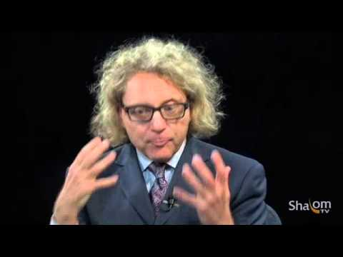 Thane Rosenbaum and Peter Beinart debate on L'Chayim