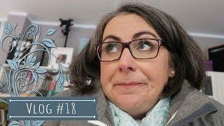 VLOG #18   Vorbereitungen fürs Teamtreffen   Welches Projekt fürs Kreativvideo?