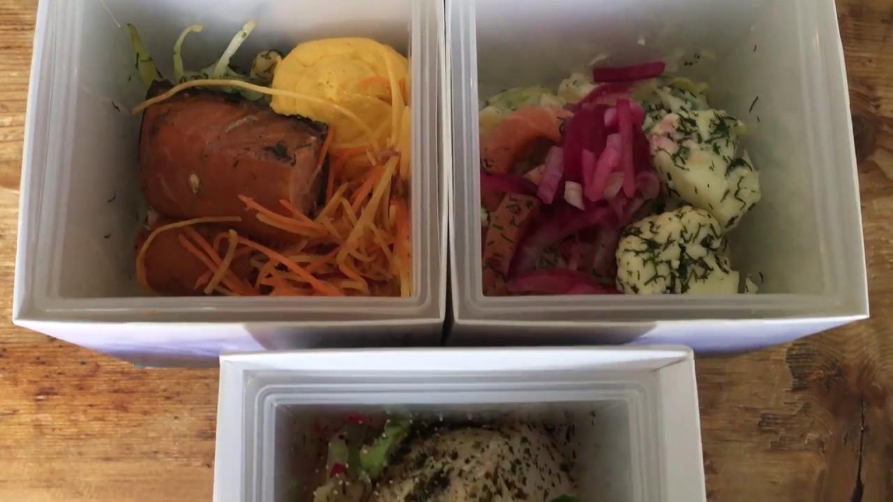 concept food nordic