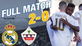 FULL MATCH | Real Madrid Castilla 2-0 San Sebastián de los Reyes