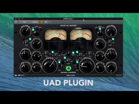Shadow Hills Mastering Compressor. Hardware vs plugin.