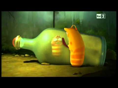 Larva ep la mosca cartone animato divertentissimo youtube