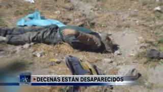 Decenas de Migrantes siguen desaparecidos-Noticiero con Enrique Gratas thumbnail