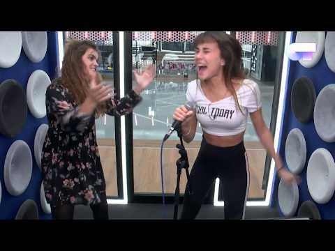 Amaia y Aitana versionan la canción de Aitana en hard rock   OT 2017