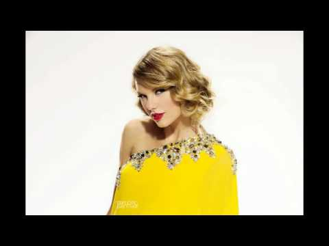 Taylor Swift - Picture To Burn with Lyrics