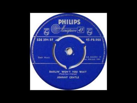 Johnny Gentle - Darling Won