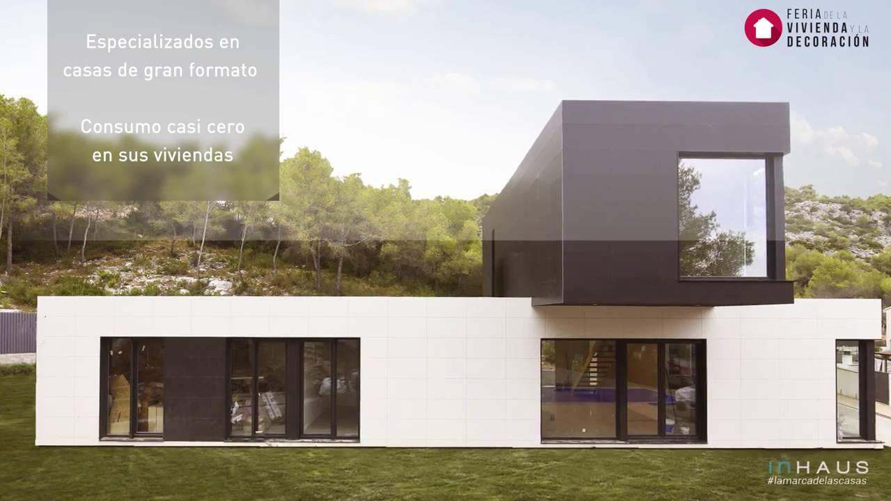 Casas inhaus feria de la vivienda y de la decoraci n 2016 - Casas inhaus ...