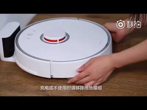 Xiaomi Robot Vacuum 2 / Roborock Sweep One Operating