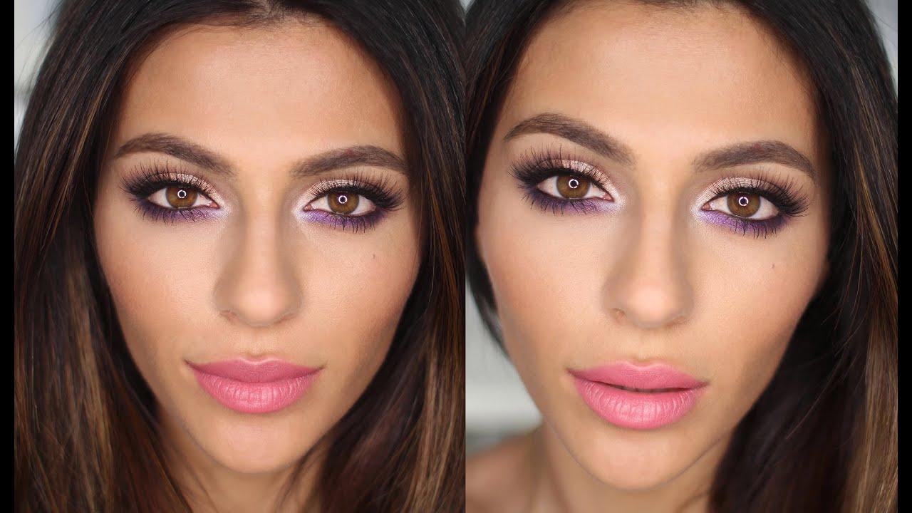 Natural Makeup For Wedding Guest : Drugstore Makeup Tutorial Eye Makeup Tutorial Teni ...