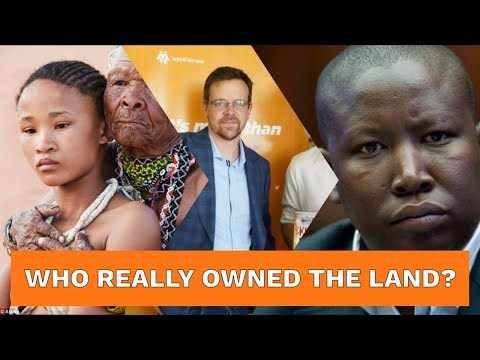 South Africa - The TRUTH about LAND