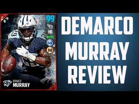 How Good is Position Hero DeMarco Murray? - MUT 17