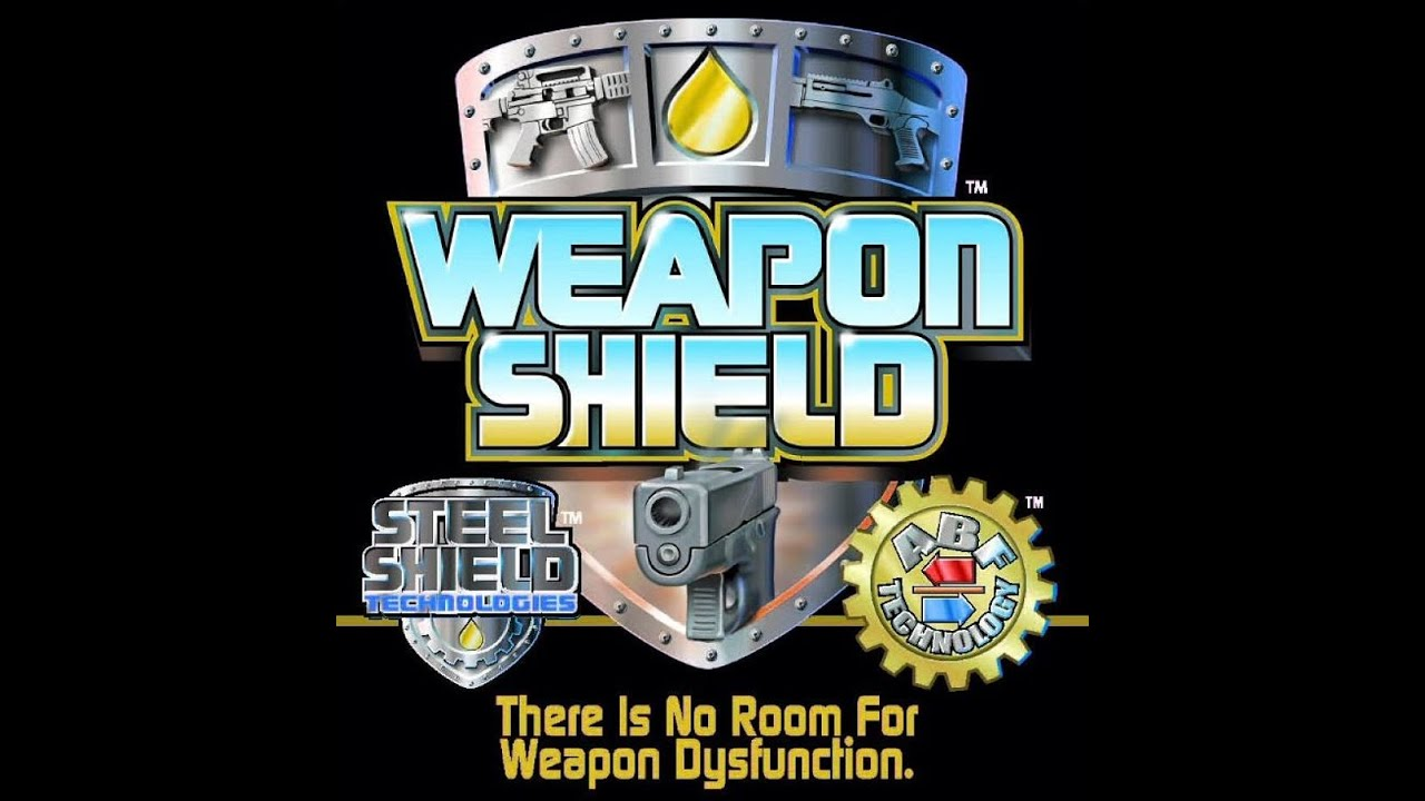 Weapon Shield CLP Review - YouTube