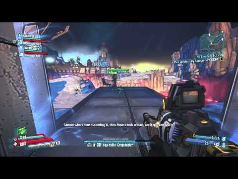 The World Needs Better Internet - Coop #34 (Borderlands Pre-Sequel PC)