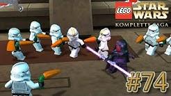 Das Ende der Jedi (III-5) - LEGO Star Wars: Die komplette Saga #74 (Freies Spiel) - LP/Gameplay