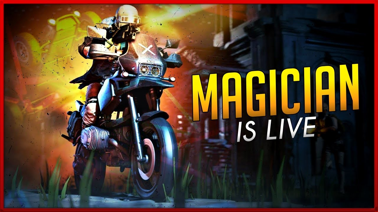 MAGiCiAN is LiVE | MY 1ST LIVE STREAM | PUBG MOBILE CLASSIC BOOMBAAM WITH MAGICIAN NOOB