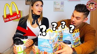 HAPPY MEAL CHALLENGE - RATE WAS IN DER BOX IST !! | TBATB