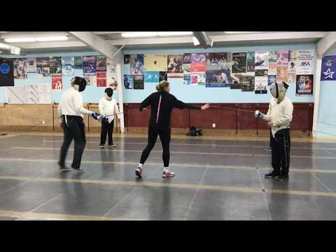 Fencing - Houston, Texas - Alliance Fencing Academy (Wired And Grounded)