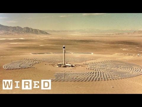 Crescent Dunes Solar Energy Project Part 1: The Facility-The