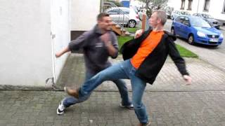 八极拳 Baji Quan Self Defence - 通备武艺 Tongbei Martial Arts Germany