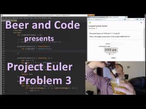project euler answers