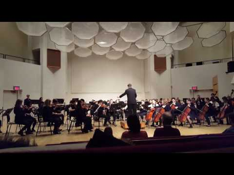 Macalester College Orchestra Peer Gynt