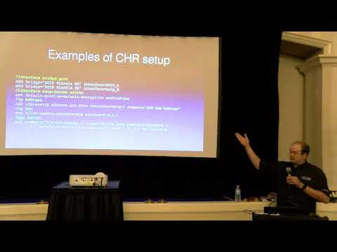 CHR and Remote VPN Support by Joshua Gray of Baltic Networks USA