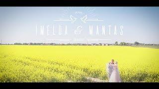 Imeldos ir Manto vestuvinis filmas