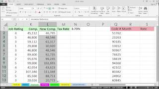 Excel 2013 Tips and Tricks - 4