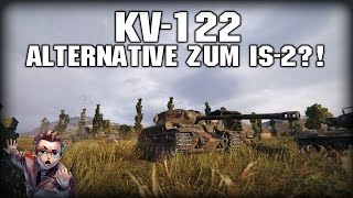 kurzreview kv 122 let s play world of tanks