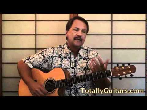 Tequila Sunrise - The Eagles Free Guitar Lesson