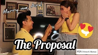THE PROPOSAL! WE CAN'T WAIT! (THE BOYFRIEND REVENGE IS REAL!)