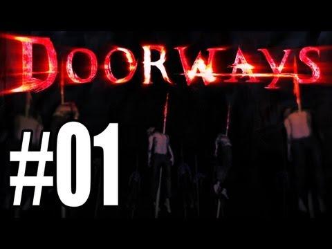 Doorways - Part 1 - This Game Is Legit Scary |