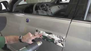 How to install Avery Dennison Conform Chrome Vehicle Accent Film