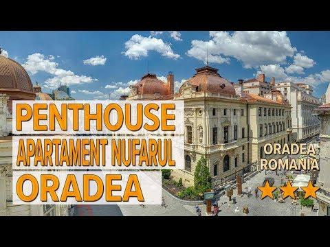 Penthouse Apartament Nufarul