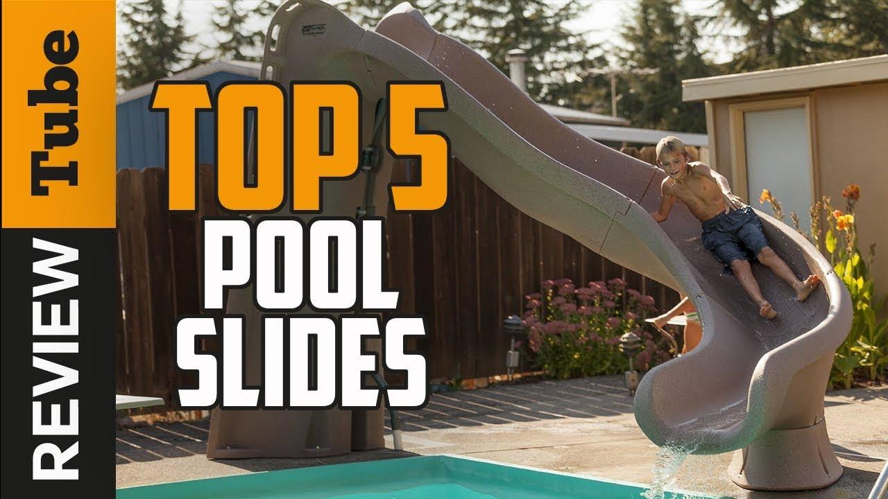 ✅Pool Slide: Best Pool Slide / Water Slide (Buying Guide)