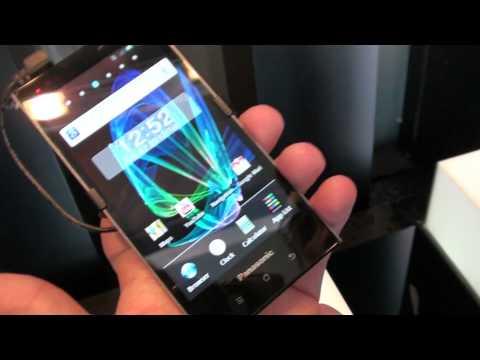 Panasonic ELUGA Hands-on Review