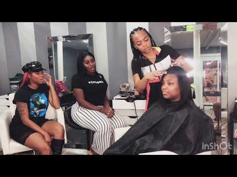 Girls Inc Hair Salon Atlanta, Ga Interview With Stylist Mel