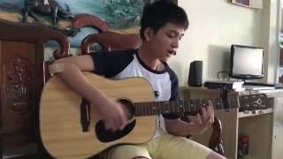 Ngày mai nắng lên anh sẽ về - Anh Khang | #Acoustic Guitar Cover by Hải Đăng