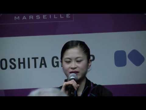 Satoko Miyahara speaking English