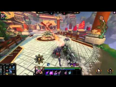 Smite - Ranked Grandmaster 1v1 Duel - Ravana