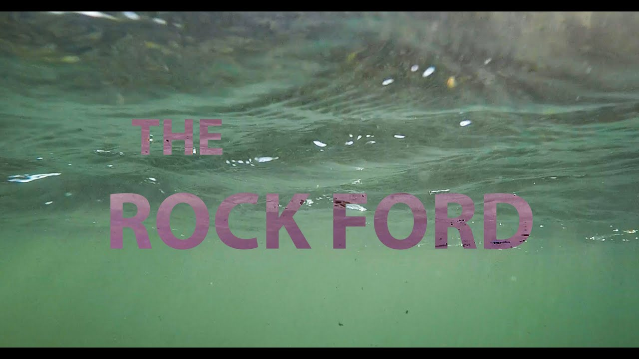 The Wandering Island: The Rock Ford