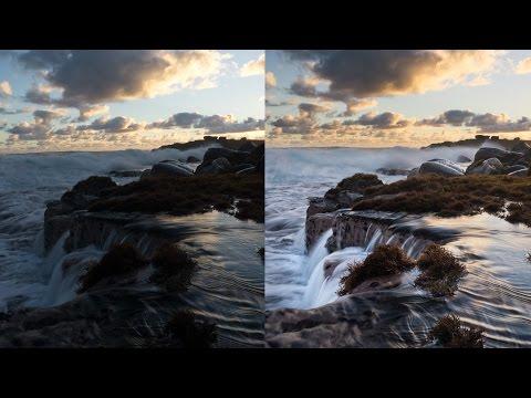 Landscape Photo Editing Session: Luminosity Masks Blending Workflow