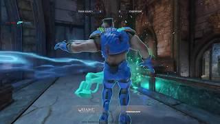 Liquid (Rapha, DaHanG) vs. c58 (Base, Agent), Dreamhack Tours 2018 – Quake Champions