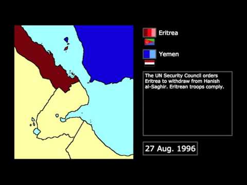 [Wars] The Hanish Islands Conflict (1995): Every Day