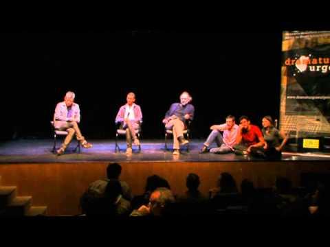 Dramaturgias Urgentes - Debate - CCBB - São Paulo, 19/07/12